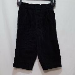 Corduroy Black Pants Size 18 Months Pull On Boys Girls