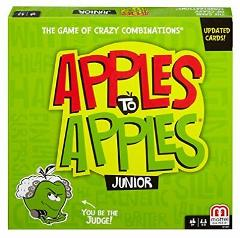Apples to Apples Junior - The Game of Crazy Combinations - Sty...