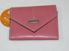 Rolodex Pink Ribbon Business Card Case 36-Card 1734451 **Missi...