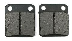 ARCTIC CAT HONDA KAWASAKI SUZUKI YAMAHA ATV NEW REAR BRAKE PAD...