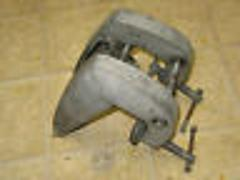 1948 48 SCOTT ATWATER 7.5HP 7.5 HP TWIN TILT PIVOT BRACKET