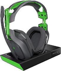 ASTRO Gaming A50 Wireless Dolby Gaming Headset - Black/Green -...