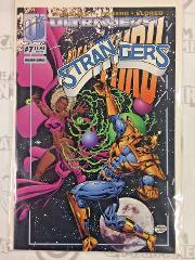 The Strangers #7 Comic Book Malibu 1993