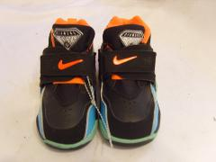 Nike Diamond Turf 2 Toddler Training Shoes Blue/ Orange/Black/...