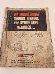 1973 Kysor Air Conditioning Service Manual For Heavy Duty Vehi...