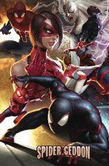 SpiderGeddon #0 Variant First Apperance PS4 Spider-man Comic B...