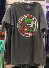 Six Flags Magic Mountain Looney Tunes Marvin The Martian Mens ...