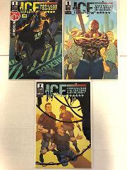I.C.E. Immigration and Customs Enforcement #1 2 3 Comic Book S...