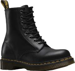 Dr. Martens 1460 8-Eye Boots W (Women's) - Black Nappa - NEW w...