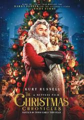 christmas chronicles dvd