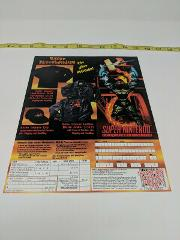 Killer Instinct Super Nintendo SNES Promo Promotional Merchand...