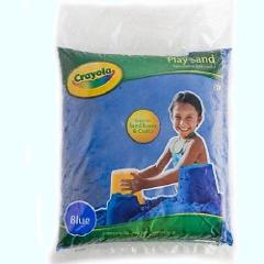 Crayola Blue Play Sand 20 Pound Bag Boxes,Tables,Arts & Crafts...