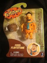 Hanna Barbera Flintstones Fred with Buffalo Hat 3 Inch Action ...
