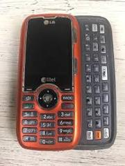 Alltel LG Scoop AX260 1.3MP Cell Phone (Orange)