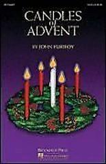 Candles of Advent SATB