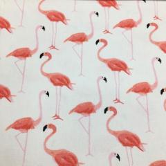 4pc Kate Spade Pink Flamingo Napkin Set Of 4 Strut Your Stuff ...