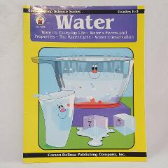 Water Step By Step Science Series Grades K 1 2 3 Conservation ...