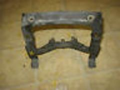 84 YAMAHA PZ480 SE PHAZER HEAD LIGHT HEADLIGHT MOUNTING BRACKET