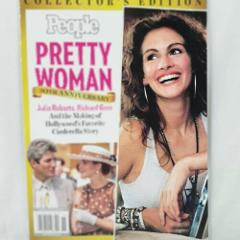 People Special Magazine Pretty Women Julia Roberts And Richard...