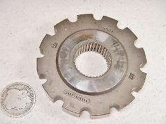 77 FORD C6 335 AUTOMATIC TRANSMISSION PARKING GEAR RING PLATE