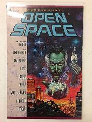 Open Space #1 Comic Book Marvel 1989