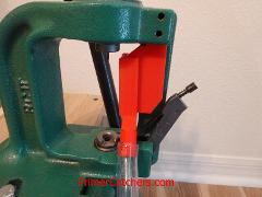 NEW RCBS RC II reloading press Primer Catcher upgrade