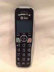AT&T CRL82212 DECT6.0 HANDSET - cordless tele phone charger ch...