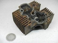64-66 HONDA CT200 CYLINDER HEAD #4