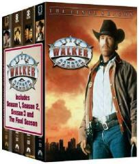 Walker, Texas Ranger - The Complete Seasons 1-3 & The Final Se...