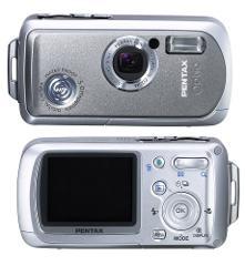Pentax Optio WP 5MP Waterproof Digital Camera with 3x Optical ...