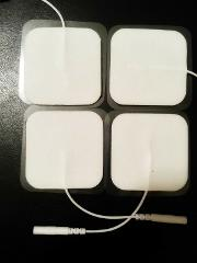 16 pc Square Replacement Electrode Pads 5X5cm for Intensity Tw...