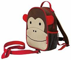 Skip Hop Zoo Little Kid and Toddler Safety Harness Backpack Ma...