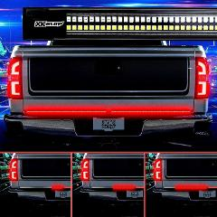 XKGlow 48 INCH TRUCK TAILGATE LED LIGHT BAR WITH SEQUENTIAL TU...