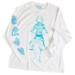 Loot Crate Avatar The Last Airbender Long Sleeve Shirt Exclusive