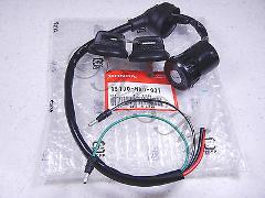 85-87 HONDA ATC250ES BIG RED NEW GENUINE IGNITION SWITCH W/ KE...