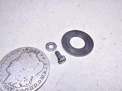 86 KTM 350 MXC MISC WATER PUMP COVER/IMPELLER SCREW & WASHER