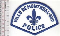 Montreal South Police Department Montreal South Police Departm...