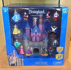 Disneyland Castle Sound & Music Play Set Sleeping Beauty's Pri...