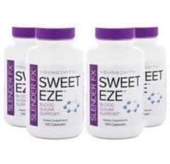 Sirius Slender FX Sweet EZE 120 capsules 4 Pack by Youngevity ...