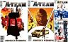 A-Team Shotgun Wedding #1 - 4 Complete Set Comic Books