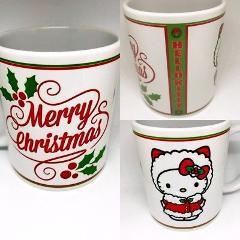 Custom Made Hello Kitty Christmas 11oz Coffee Mug with your name