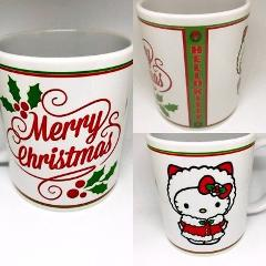 Custom Made Hello Kitty Christmas 11oz Coffee Mug with your name