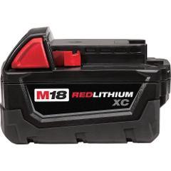 MILWAUKEE M18 18V RED Lithium XC BATTERY BRAND NEW 48-11-1828