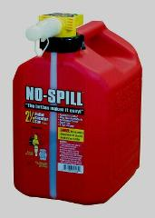 No-Spill 1405 Poly Gasoline Fuel Gas Can CARB & EPA Compliant ...
