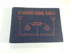 1920 Automotive Wiring Manual by Harry Lorin Wells Blueprint W...