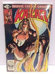 Ka-Zar the Savage #5 Comic Book Marvel 1981