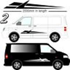 Camper Tuning Graphique Stickers 45 Neuf Modles