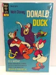 Walt Disney Donald Duck #142 Comic Book Gold Key 1972