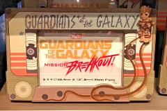 DISNEY PARKS GUARDIANS OF THE GALAXY MISSION BREAKOUT PHOTO FR...