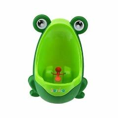 Soraco Cute Frog Boys Potty Toilet Trainning with Whirling Tar...